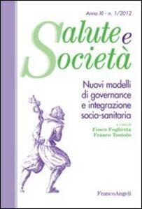 Libro Nuovi modelli di governance e integrazione socio-sanitaria
