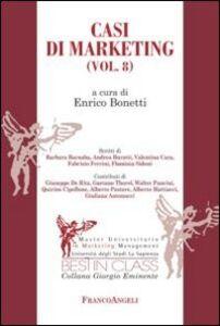 Libro Casi di marketing. Vol. 8