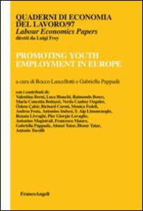 Libro Promoting youth employment in Europe
