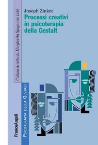 Libro Processi creativi in psicoterapia della Gestalt Joseph Zinker