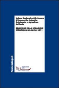 Libro Relazione sulla situazione economica del Lazio 2011