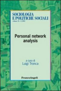 Libro Personal network analysis