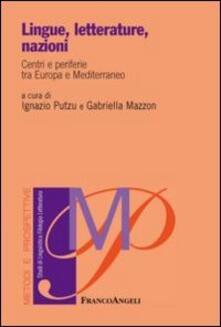 Warholgenova.it Lingue, letterature, nazioni. Centri e periferie tra Europa e Mediterraneo Image
