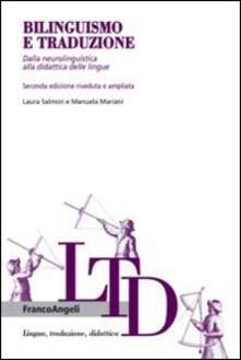 Osteriacasadimare.it Bilinguismo e traduzione. Dalla neurolinguistica alla didattica delle lingue Image