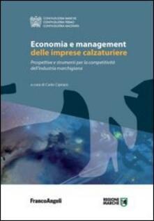 Voluntariadobaleares2014.es Economia e management delle imprese calzaturiere. Prospettive e strumenti per la competitività dell'industria marchigiana Image