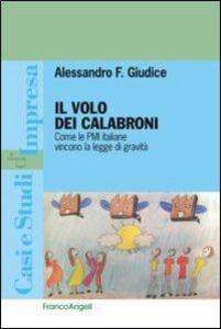 Foto Cover di Il volo dei calabroni. Come le PMI italiane vincono la legge di gravità, Libro di Alessandro Giudice, edito da Franco Angeli