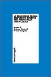 La dimensione sociale dell'Unione Europea alla prova della crisi globale