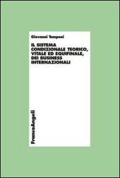 Il sistema condizionale teorico, vitale ed equifinale dei business internazionali