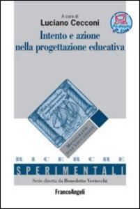 Libro Intento e azione nella progettazione educativa