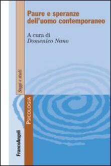 Antondemarirreguera.es Paure e speranze dell'uomo contemporaneo Image