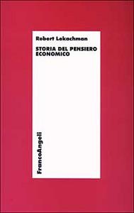 Libro Storia del pensiero economico Robert Lekachman