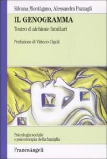 Radiospeed.it Il genogramma. Teatro di alchimie familiari Image