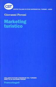 Libro Marketing turistico Giovanni Peroni