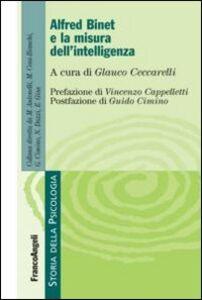 Libro Alfred Binet e la misura dell'intelligenza