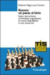 Libro Kosovo: un paese al bivio. Islam, terrorismo, criminalità organizzata: la nuova Repubblica è una minaccia? Roberto Magni , Luca Ciccotti