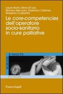 Ristorantezintonio.it Le core-competencies dell'operatore socio-sanitario in cure palliative Image