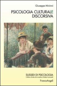 Psicologia culturale discorsiva