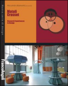 Libro Matali Crasset. Research experiences in design