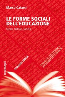 Voluntariadobaleares2014.es Le forme sociali dell'educazione. Servizi, territori, società Image