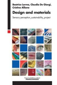 Design and materials. Sensory perception_sustainability_project
