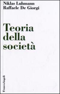 Teoria della società