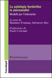 Ristorantezintonio.it La patologia borderline in psicoanalisi. Modelli per l'intervento Image