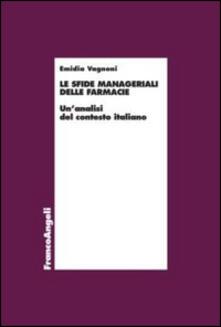 Antondemarirreguera.es Le sfide manageriali delle farmacie. Un'analisi del contesto italiano Image