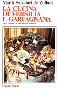 Libro La cucina di Versilia e Garfagnana Mariù Salvatori De Zuliani
