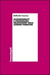 Accountability e stakeholder relationship nelle aziende pubbliche