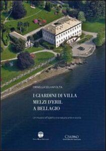 I giardini di villa Melzi d'Eril a Bellagio. Un museo all'aperto tra natura arte e storia