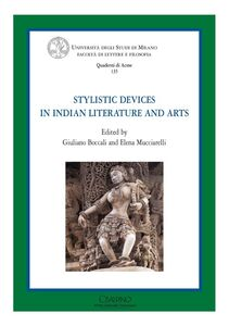 Libro Stylistic devices in indian literature and arts