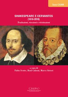 Rallydeicolliscaligeri.it Cervantes e Shakespeare (1616-2016). Traduzioni, ricezioni e rivisitazioni Image