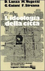 Ideologia della città