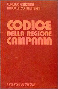 Codice della Regione Campania