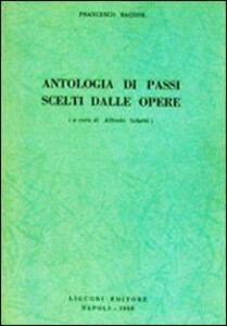Antologia di passi scelti dalle opere