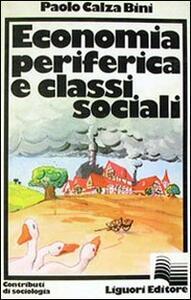 Economia periferica e classi sociali