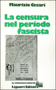La censura nel periodo fascista