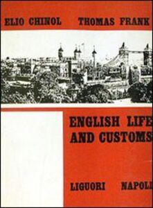 English life and customs