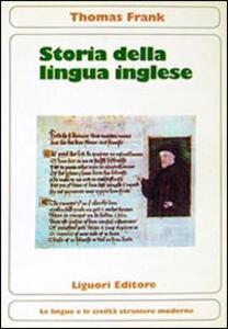 Storia della lingua inglese