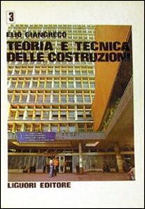 Teoria e tecnica delle costruzioni. Vol. 3