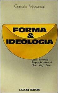 Forma e ideologia