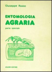 Entomologia agraria. Parte speciale