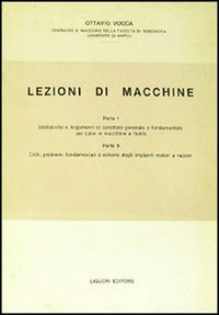 Lezioni di macchine - Vocca Ottavio - wuz.it