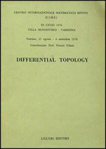 Libro Differential topology