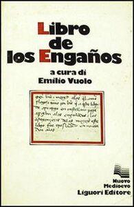 Libro Libro de los enganos Emilio Vuolo