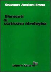 Elementi di statistica idrologica