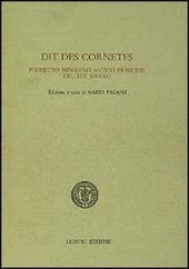 Dit des cornetes. Poemetto misogino antico francese del XIII secolo