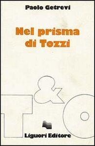 Foto Cover di Nel prisma di Tozzi, Libro di Paolo Getrevi, edito da Liguori