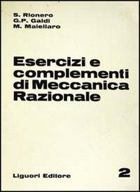 Esercizi e complementi di meccanica razionale. Vol. 2