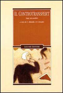 Foto Cover di Il controtransfert. Saggi psicoanalitici, Libro di  edito da Liguori